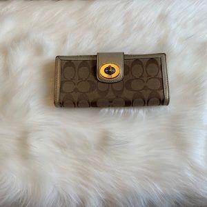 Coach Designer Wallet